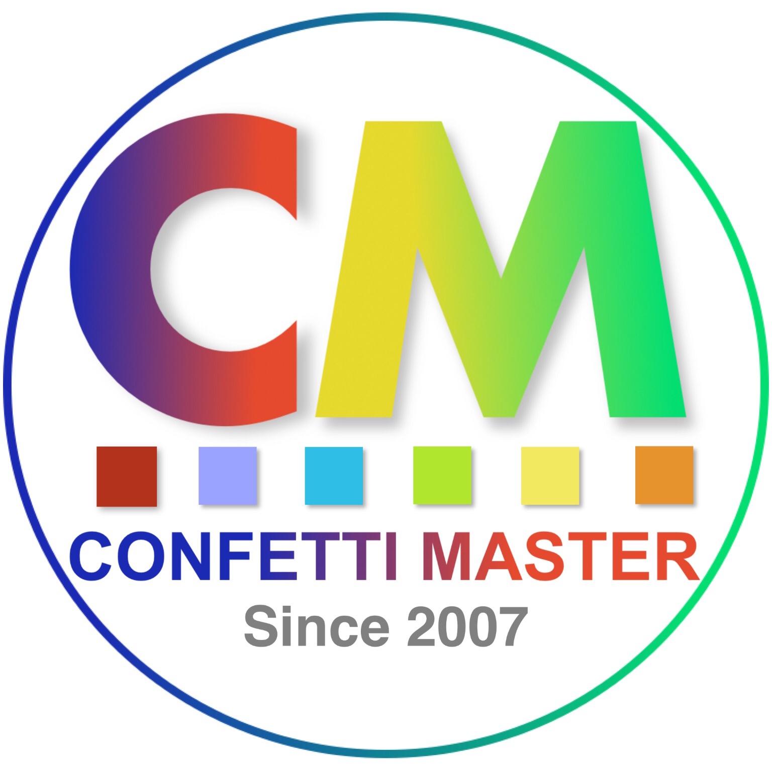 Confetti Master